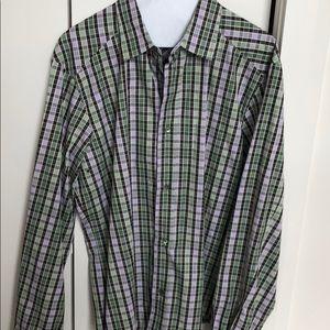 Men's Prada Button-Down Shirt